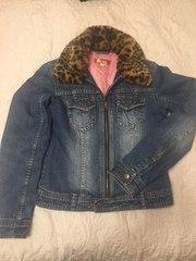 Куртка джинсовая,  демисезонная