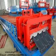 Высокоэффективное оборудование для металлочерепицы производства
