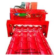 Оборудование для производства металлочерепицы Монтеррей