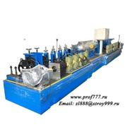 Полнокомплектная линия для производства профильные трубы JB32