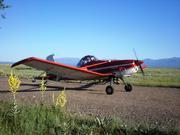 Продам сельскохозяйственный самолет - Cessna-188 35 000$