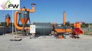 Оборудование для производства брикетов (гранул)