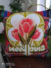 Печать на  подушках Алматы- любой дизайн