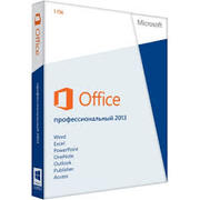 Microsoft Office 2013 Профессионалный, Russian, Box, Ck (Only Kazakhstan)