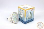Лампа Светодиодная Лед LED - JCDR MR16 4W Теплый белый,  нейтральный бе