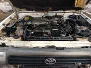 Оригинальные Б/У  запчасти для  Toyota Hilux Surf 130 - 4Runner 130