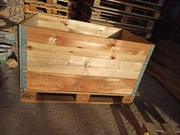 Производство деревянных паллет (поддонов)