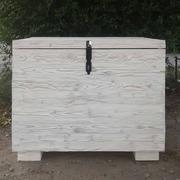 Деревянный сундук для приданного (на заказ)