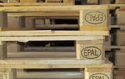 Покупаем деревянные поддоны (палеты) на ГРЭСе
