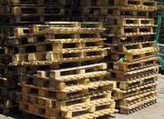 Ремонт деревянных поддонов (паллет)