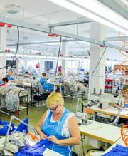 Оптовая продажа ткани,  текстильных изделий и спецодежды.