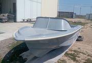 Лодка стеклопластиковая Тайгер